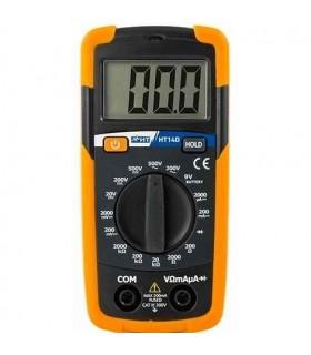 HT14D - Multimetro Digital 3 Digitos - HT14D