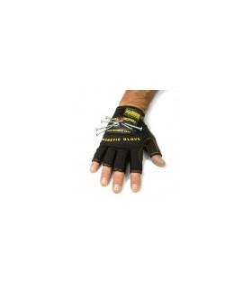 Luva magnética de trabalho s/ dedos - L - MX0965949