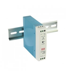 Input- 85-264VAC OUTPUT 5VDC 3A 15W - MDR20-5