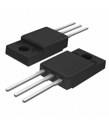 2SK1348 - Mosfet, N, 100V, 20A, 40W, TO220F - 2SK1348