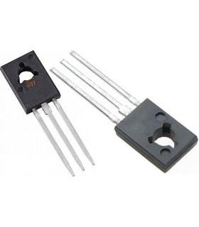 SF359 - Transistor, N, 300V, 0.1A, 6W, TO126 - SF359
