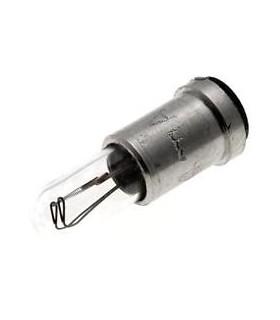 Lampada 1.5V Com Lente Casquilho T1 60mA - L1.5T1L