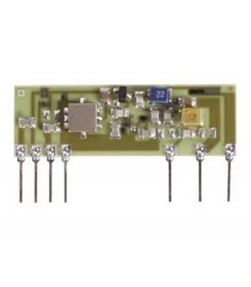 TX-SAW 433/S-Z - TX AM OOK 433.92Mhz Low-Cost Saw Transmitte - TXSAW433