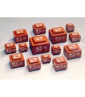 Transformador Alimentação 220V 2x18V 1.5VA Isolado - 201218181.5