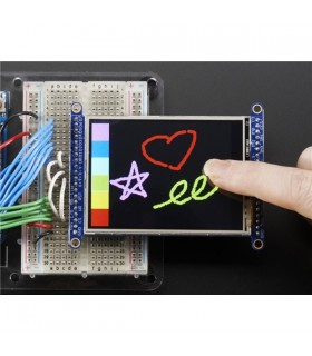 """1770 - 2.8"""" TFT LCD with Touchscreen Breakout Board - ADA1770"""