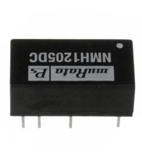 NMH0512DC - Conversor DC/DC +/-12V 2W - NMH0512DC
