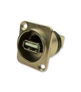 CP30110 - USB Adaptor, USB Type A Receptacle, USB Type B - CP30110