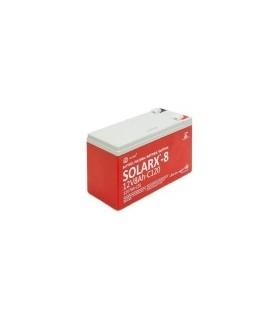 SOLARX-8 - Bateria Chumbo 12V 8Ah Deep Cycle - SOLARX8