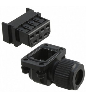 JN6FR07SM1 - Conector JAE 7P 90º - JN6FR07SM1