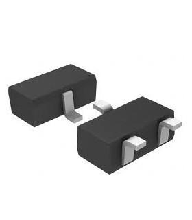 DTB113EKFRAT146 - Transistor P, 50V, 500mA SOT346