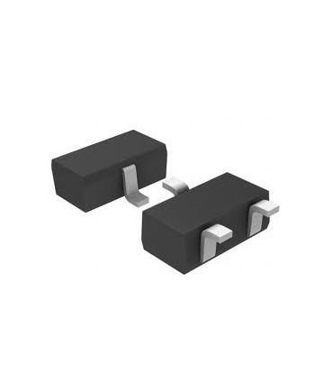 DTB113EKFRAT146 - Transistor P, 50V, 500mA SOT346 - DTB113