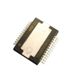 TDA3681ATH - Multiple voltage regulator - TDA3681ATH