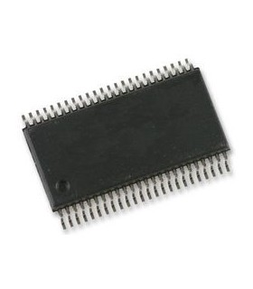 SN74ALVC164245DLR - Bus Transceiver, 16 Inputs, 5.8ns, SOP48 - SN74ALVC164245
