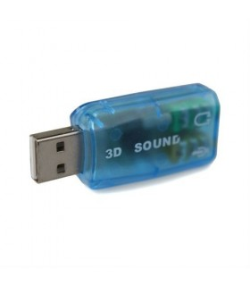 Placa de som USB 2.0 - KO9310
