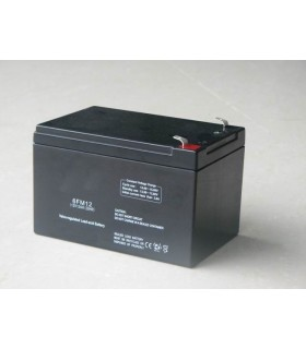 Bateria Gel Chumbo 12V 12A - 99x151x98mm - 1212