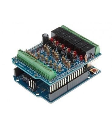Kit Velleman I/O Shield para Arduino - KA05