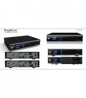 Receptor de Satelite Gigablue HD800 UE PLus - HD800UE+