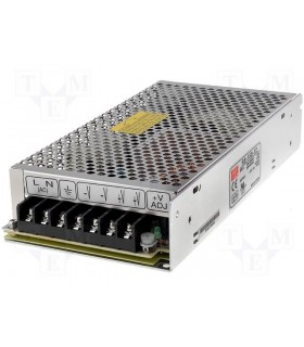 Fonte inp. 88-132/176-264VAC OUT 27VDC 5.6A  151W - S15027