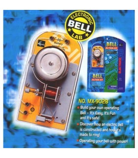 Kit Mini Laboratorio Campainha Electrica - MX-902B CEBEK - MX902B