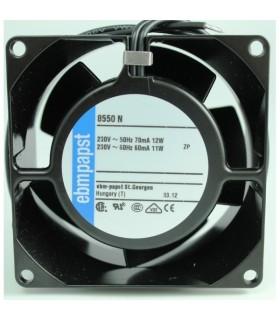 8550N - FAN, 80X80X38MM, 230VAC, 50M3/H, 30DBA - TYP8550