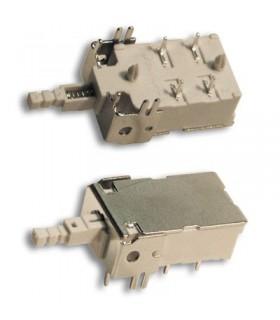 Interruptor Bipolar De Tv 8/128A - 250V Fixaçao C.I. - YZ216