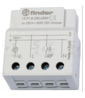 Relé de impulsos eletrónico - Dimmer - F15918230