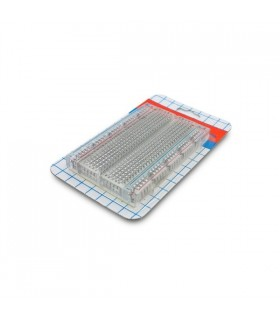 Breadboard Transparente - MX120530015