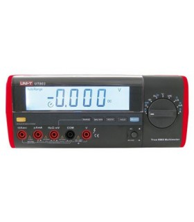 Multimetro digital de bancada - Uni-T UT803 - UT803