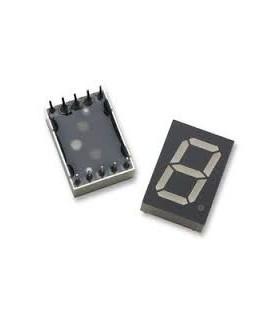 HDSP-C5L3 - DISPLAY LED, 13,1Â MM, LARANJA, CC - HDSP-C5L3
