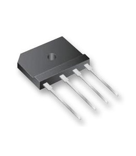 GSIB1501 - BRIDGE RECTIFIER, 15A, 100V, GSIB-5S - 161815A100