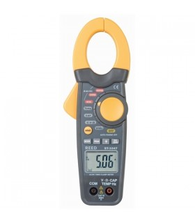 Pinça amperimétrica digital AC/DC 1000A - ST3347