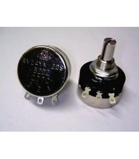RV24YN20S-B203 - Potenciómetro Rotativo de Carvão 20K - RV24YN20S-B203