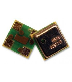 MS563702BA03-50 - SENSOR, BAROMETRIC, 0.01-1.2BAR, QFN-8 - MS563702BA03-50