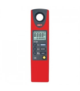 UT381 - Luxímetro digital 20..20000lux com interface USB - UT381