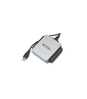 USB-6001 14-Bit 20 kS/s Multifunction I/O and NI-DAQmx - 782604-01