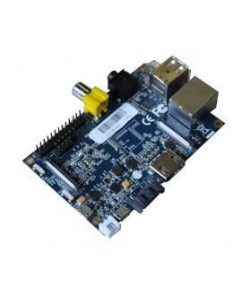 Banana Pi, 1Ghz Dual Core, 1GB DDR3, SATA. - BANANAPI