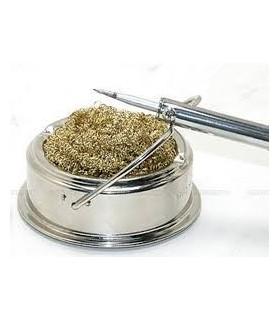 SH-1025 - Esfregão c/ base de limpeza de pontas de ferros - SH-1025