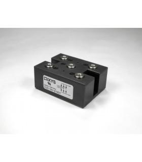 VUO105-12NO7 - Ponte retificadora trifásica 160A, 1200V, 3PH - VUO105-12NO7