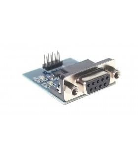 RS232 Serial Port To TTL Converter Module - MX232TTL
