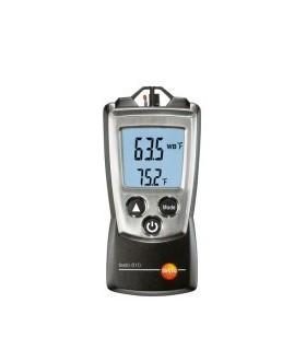 Testo610 - Instrumento de Medição da Humidade de Ar - TESTO610