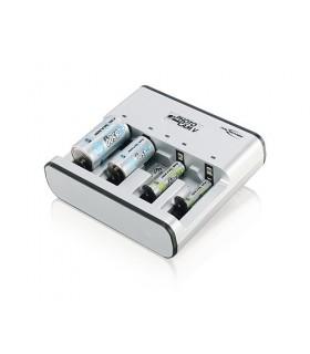 5207473 - Carregador Universal 4 Pilhas - 5207473