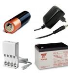 Baterias & Energia