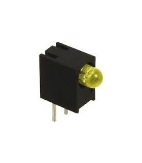 551-0307F - Indicadores de placas de circuito de LED HI EFF - 5510307F