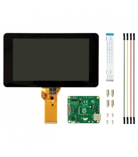 "RASPBERRYPI-DISPLAY - Raspberry Pi 7"" Touch Screen Display - RASPPIDISPLAY"