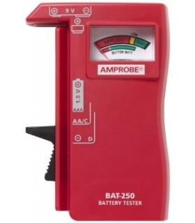 BAT-250-EUR - Testador de Pilhas - BAT250