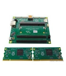 Raspberry Pi Compute Module 3 Development Kit - RPICOMPUTE3KIT