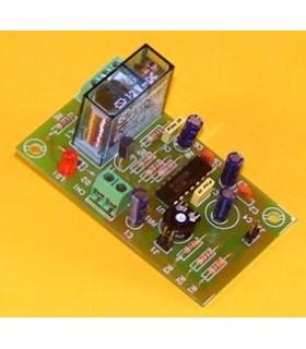 Temporizador retardador 12V - I36