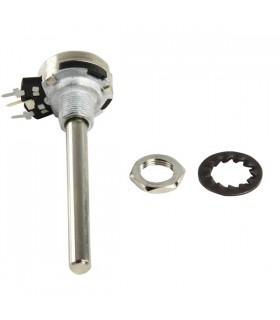 Potenciometro Bobinado 50R 5W - 161505