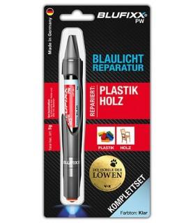 BLUFIXX PW Cola Reparadora Plastico e Madeira - BLUFIXXPW