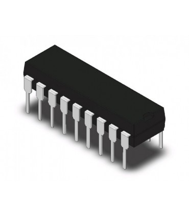 M62X42B - Real Time Clock IC With Built-In Crystal - M62X42B